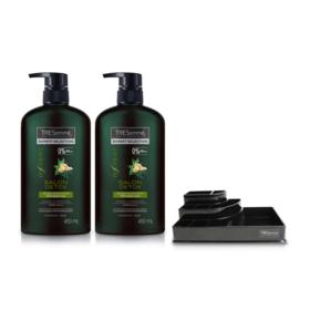 Tresemme Salon Detox Shampoo (450ml x 2pcs) (Free! Cosmetic Tray)