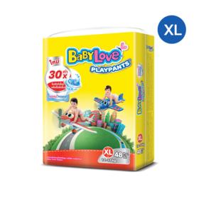 BabyLove Playpants Nanopower Plus Jumbo Size 48pcs #XL