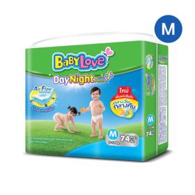 Babylove DayNight Pants Mega Pack 74pcs #M