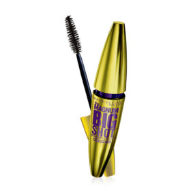 Maybelline Volum Express Magnum Waterproof #BLACK
