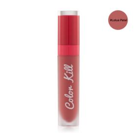 Color Kill Mega Matte Liquid Lipstick #Lotus Petal