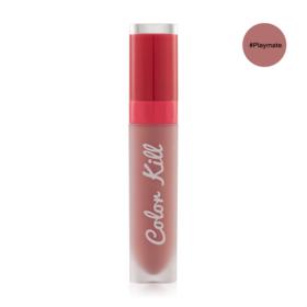 Color Kill Mega Matte Liquid Lipstick #Playmate