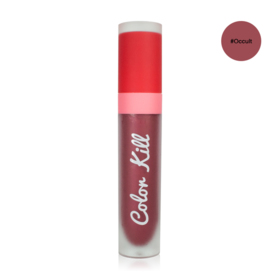 Color Kill Mega Matte Liquid Lipstick #Occult