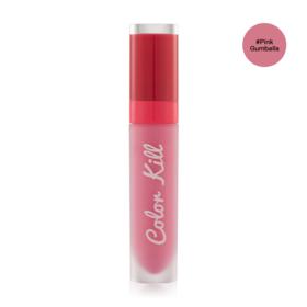 Color Kill Mega Matte Liquid Lipstick #Pink Gumballs