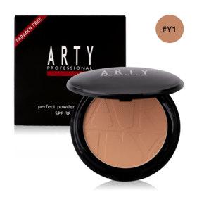 Arty Professional Perfect Powder Foundation SPF38/PA+++ #Y1