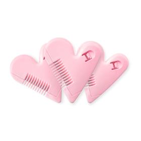 Rollipop Hair Cutter Set 3 Items #Pink
