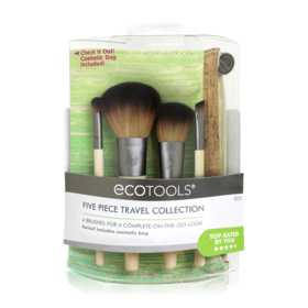 Ecotools Five Piece Travel Collection #1213