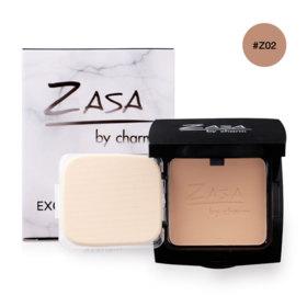 Zasabycharm Exoskin Precious Natural Powder SPF30/PA+++ #Z02