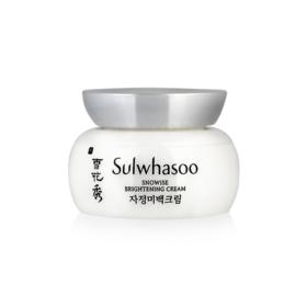 Sulwhasoo Snowise Brightening Cream 5ml (No Box)