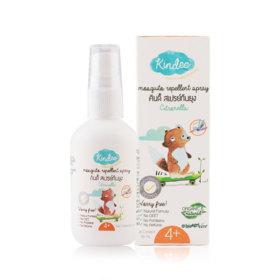 Kindee Repellent Spray 4+ 60ml #Citronella