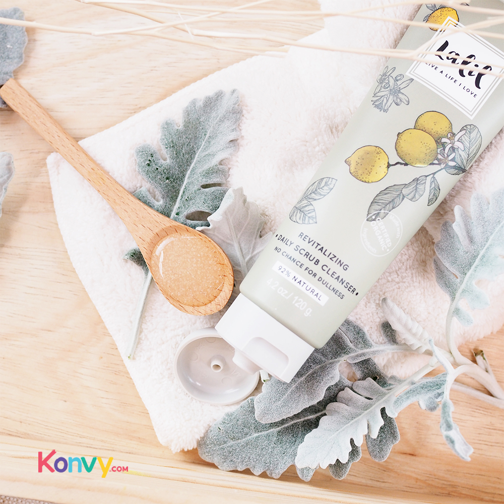 Lalil Revitalizing Daily Scrub Cleanser_2