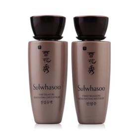 แพ็คคู่ Sulwhasoo Timetreasure Renovating Emulsion EX & Water EX (30ml x 2pcs)
