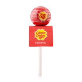 Chupa Chups Lip Locker #02 Strawberry