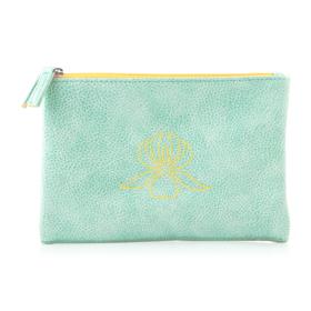 Sisley Leather Bag #Green