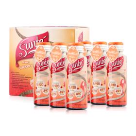 Sunte Mixed Collagen L-carnitine (85ml x 6bottle)