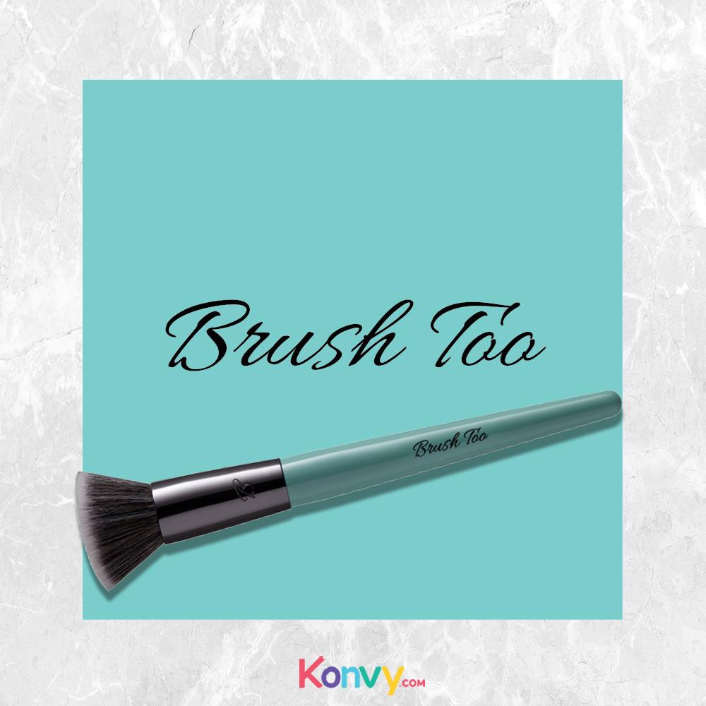 BrushToo Flat Kabuki Brush_2