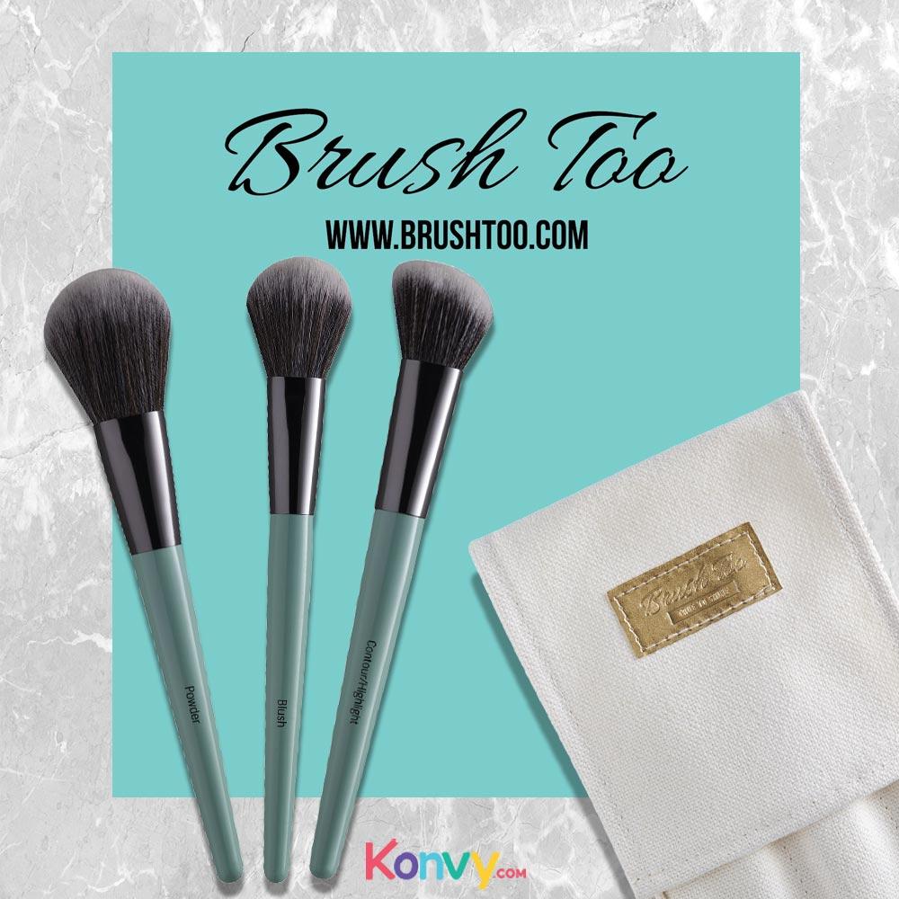 BrushToo Basic Face Set