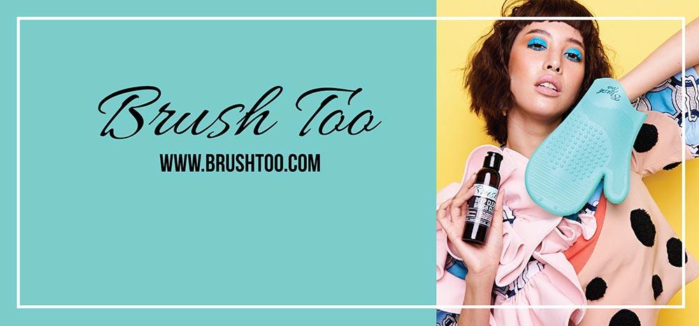 BrushToo Deep Clean Brush
