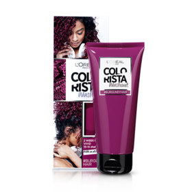 LOreal Paris Colorista Washout 80ml #Burgundy Hair