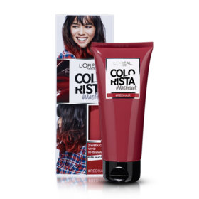 LOreal Paris Colorista Washout 80ml #Red Hair
