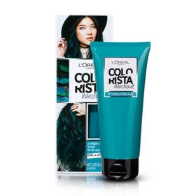 LOreal Paris Colorista Washout 80ml #Turquoise Hair