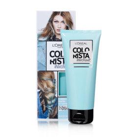LOreal Paris Colorista Washout 80ml #Aqua Hair
