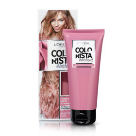 LOreal Paris Colorista Washout 80ml #Dirty Pink Hair