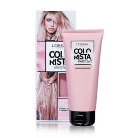 LOreal Paris Colorista Washout 80ml #Pink Hair