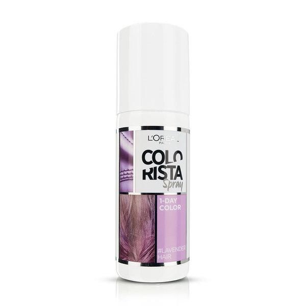 LOreal Paris Colorista Spray 75ml #Lavender Hair