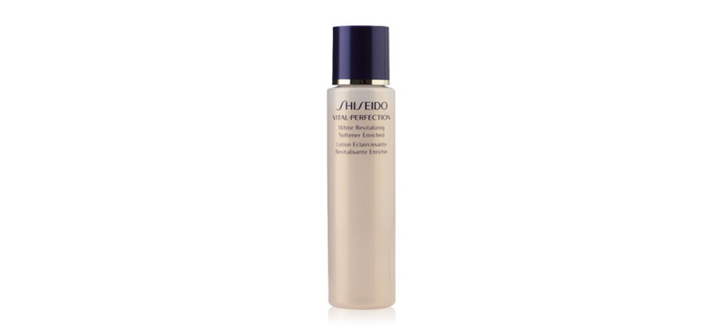 Shiseido Vital-Perfection White Revitalizing Softener Enriched 75ml