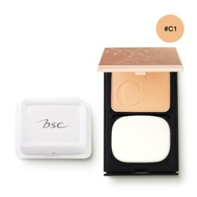 BSC C-Cover Light Powder SPF25/PA++ 10g #C1 (Free! Refill)