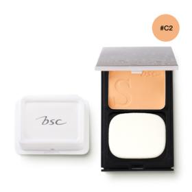 BSC Superfine Whitening Powder SPF25/PA++ 10g #C2 (Free! Refill)