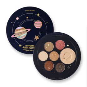 Etude House Be My Universe Multi Palette #Golden Galaxy