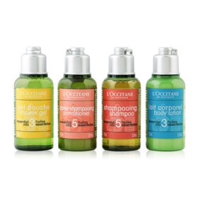 L'Occitane Fragrance Collection Set 4 Items