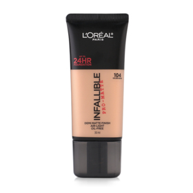 LOreal Paris Infallible Pro - Matte Foundation 30ml #104 Golden Beige