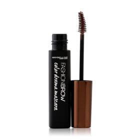 Maybelline Fashion Brow Color Drama Mascara 7.7ml #Deep Brown