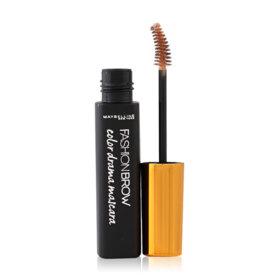 Maybelline Fashion Brow Color Drama Mascara 7.7ml #Yellow Brown