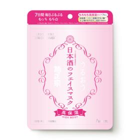 Kiku-masamune Sake Face Mask High Moist 7sheets