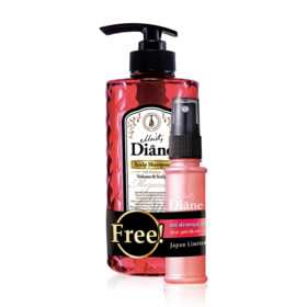 Moist Diane Volume & Scalp Shampoo 500ml (Free! Mist Fragrance)