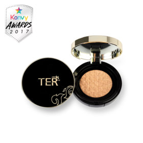 TER UV Matte Cushion Oil Control SPF 50 PA+++(15gx2Items) #23 OliveTone