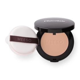 MEESO Chocolate Primer Foundation Powder SPF 50 PA+++ #23