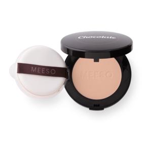 MEESO Chocolate Primer Foundation Powder SPF 50 PA+++ #21