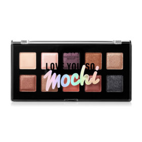 NYX Professional Makeup Love You So Mochi Eyeshadow Palette #LYSMH02 Sleek & Chic