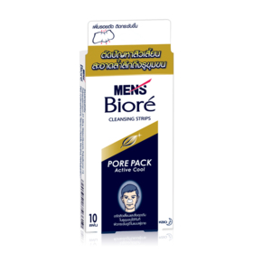Biore Men Pore Pack Active Cool 10pcs