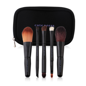 Cute Press Color Fantasy Professional Brush Set 5pcs