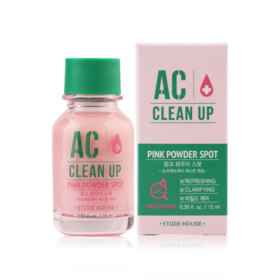 Etude House AC+ Clean Up Pink Powder Spot 15ml