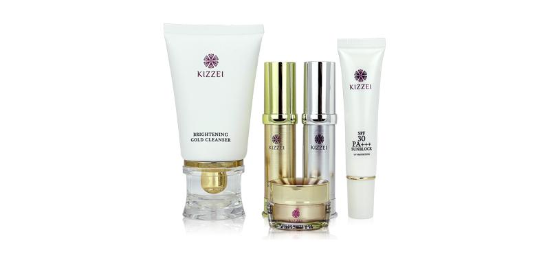 Kizzei Sensitive Skin Set 5 Items