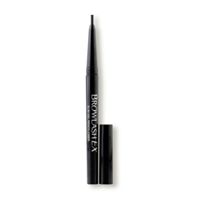 BROWLASH Ex Slim Gel Pencil Liner 0.1g #Deep Black