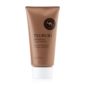TSURURI Ghassoul Mineral Clay Pack 150g