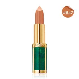 LOreal Paris Color Riche X Balmain 3.9g #647 Urban Safari